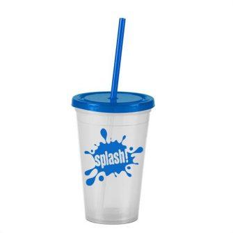 Gobelet Recyclable (16 oz) Personnalisée