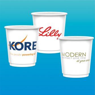 Tasse à Café (Papier) Personnalisée